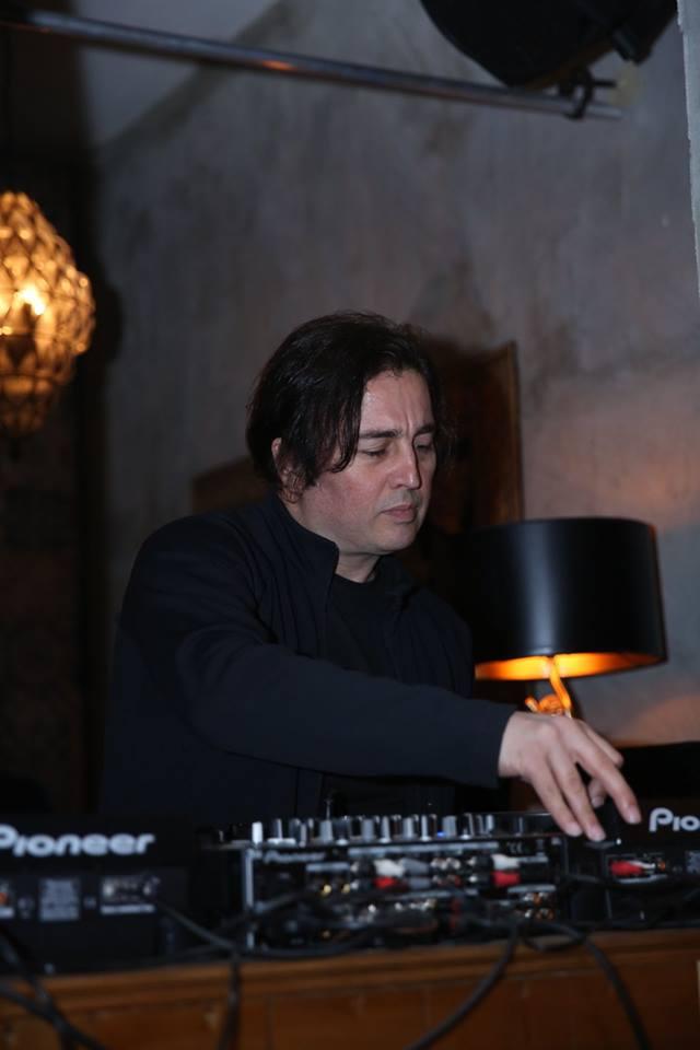 DJ Cengiz Cebeci